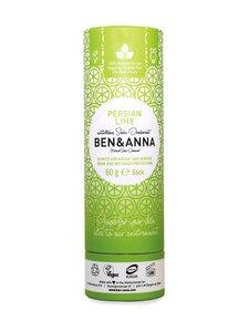 Ben & Anna - Deodorant Stick Persian Lime Papertube -soodadeodorantti 60 g - null | Stockmann