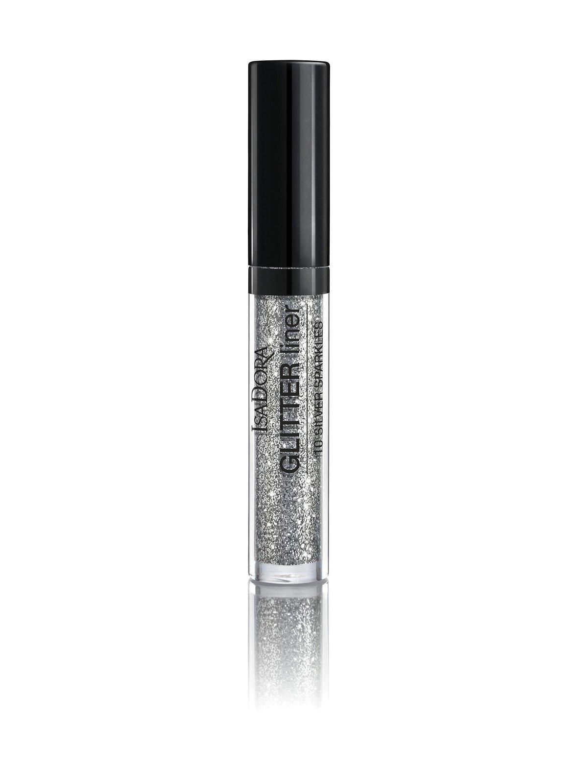 Isadora – Glitter Liner -nestemäinen silmänrajausväri