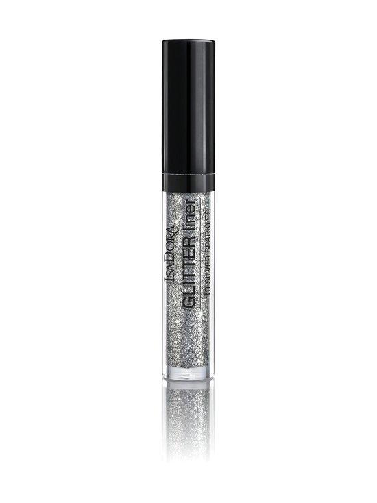 Isadora - Glitter Liner -nestemäinen silmänrajausväri - SILVER SPARKLES 10   Stockmann - photo 1
