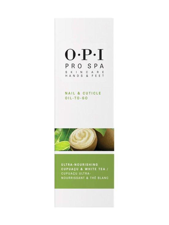 O.P.I. - Pro Spa Nail & Cuticle Oil To Go -kynsinauhaöljy - null   Stockmann - photo 1