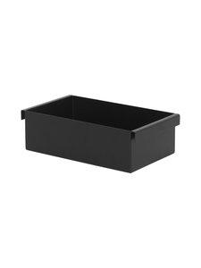 Ferm Living - Plant Box Container -laatikko - BLACK | Stockmann