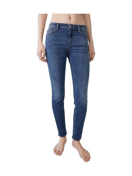 Acne Studios - Climb Mid Blue Jeans -farkut - MID BLUE | Stockmann - photo 1