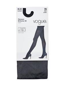 Vogue - Opaque brillante 70 den -sukkahousut - CARBON   Stockmann