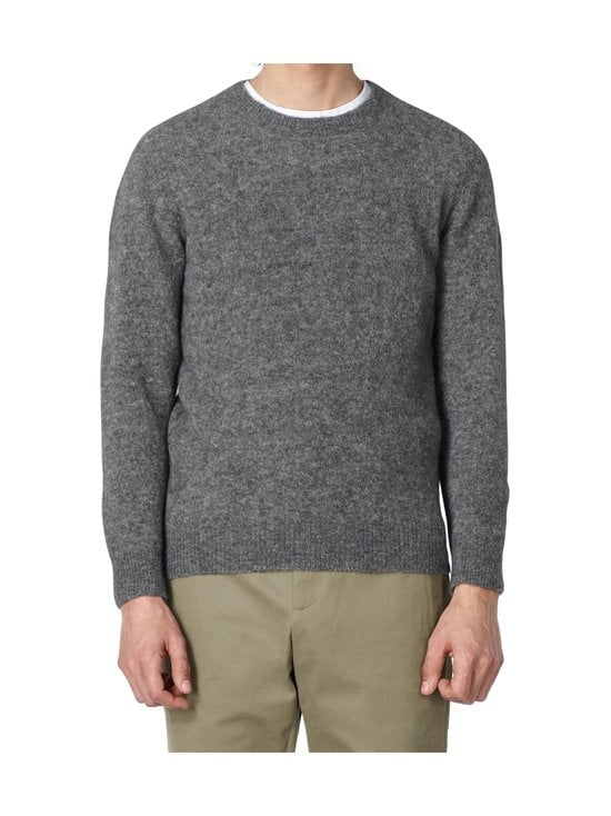 A.P.C - Pull Diego -neule - PLA GRIS CHINE | Stockmann - photo 1