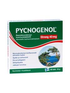 Hankintatukku - Pycnogenol Strong 40 mg -rannikkomännyn kuoriuutetabletti 60 tabl./18 g - null | Stockmann