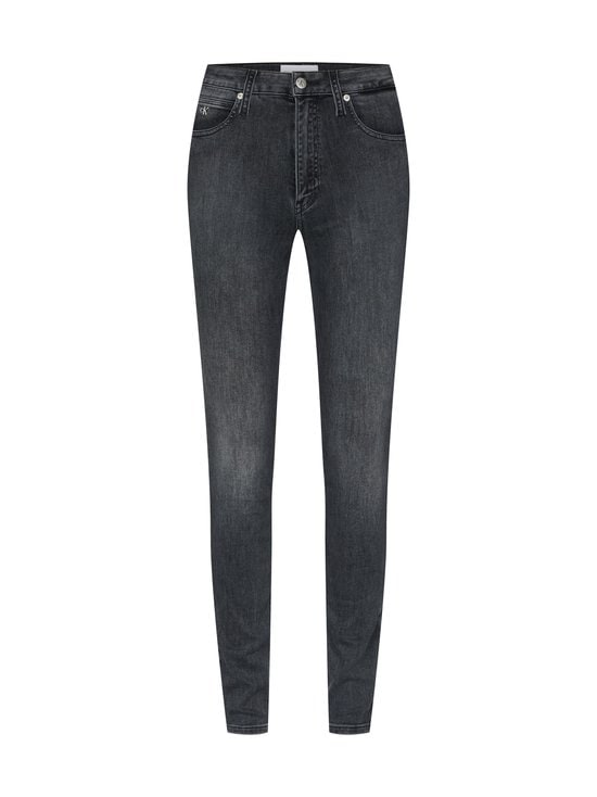 Calvin Klein Jeans - CKJ 010 High Rise Skinny -farkut - 1BZ ZZ004 GREY | Stockmann - photo 1