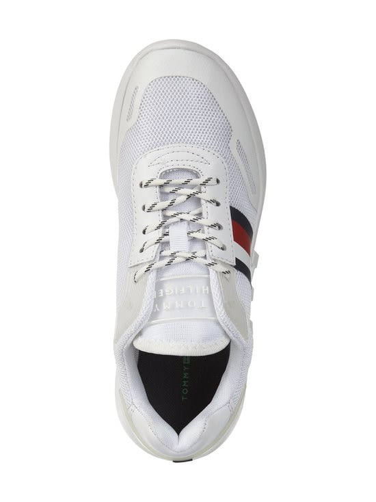 Tommy Hilfiger - Branded Runner -sneakerit - YBS WHITE | Stockmann - photo 2