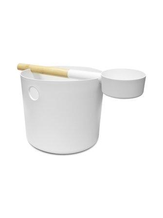 Bucket + ladle - Kolo Sauna