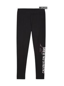 Calvin Klein Jeans Plus - PLUS VERTICAL -leggingsit - BEH CK BLACK | Stockmann