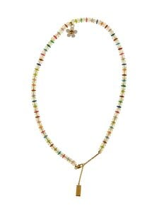 Marc Jacobs - The Daisy Beaded Necklace -kaulakoru - 270 MULTI | Stockmann