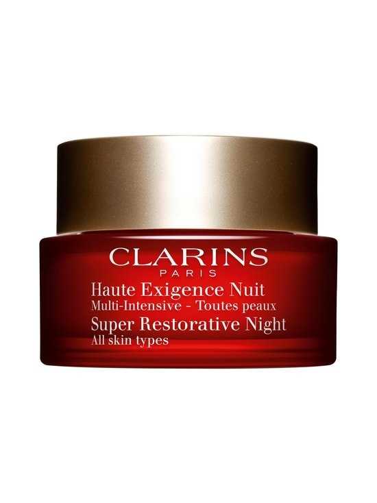 Clarins - Super Restorative Night Cream For All Skin Types -yövoide 50 ml | Stockmann - photo 1