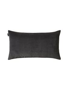 Linum - Paolo-tyynynpäällinen 50 x 90 cm - DARK CHARCOAL GREY | Stockmann