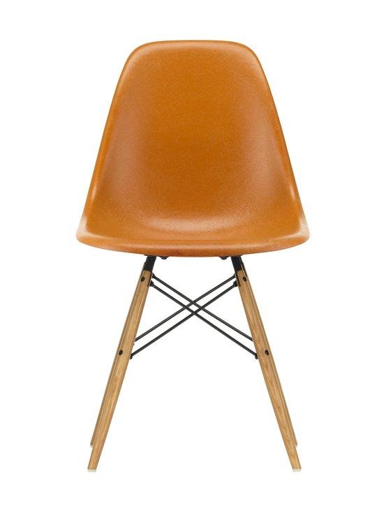Vitra - Eames DSW Fiberglass -tuoli - 65 ASH/DARK OCHRE 08 | Stockmann - photo 1