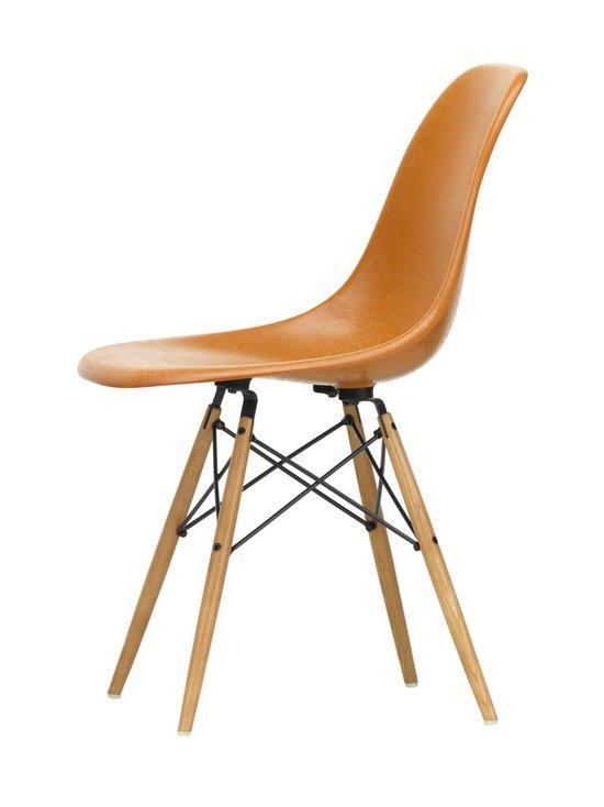 Vitra - Eames DSW Fiberglass -tuoli - 65 ASH/DARK OCHRE 08 | Stockmann - photo 2