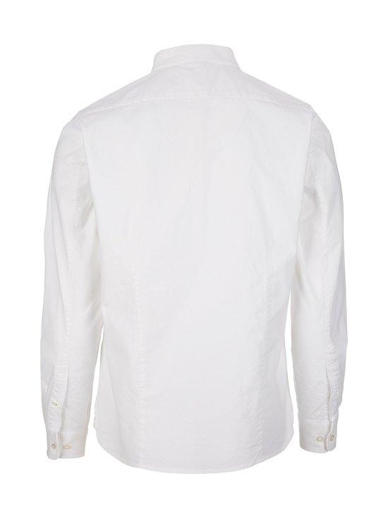 Knowledge Cotton Apparel - Elder-kauluspaita - 1010 BRIGHT WHITE | Stockmann - photo 2