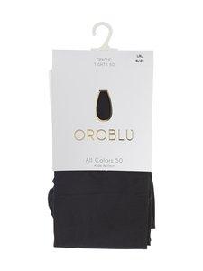 Oroblu - All Colors 50 den -sukkahousut - BLACK | Stockmann