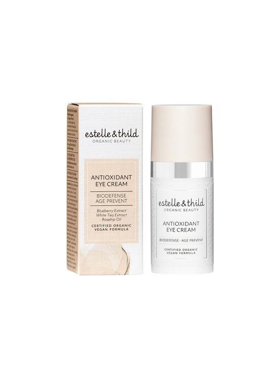 Estelle&Thild - BioDefense Antioxidant Eye Cream -silmänympärysvoide 15 ml   Stockmann - photo 1