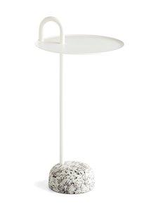 HAY - Bowler-sivupöytä 36 x 70,5 cm - CREAM WHITE | Stockmann