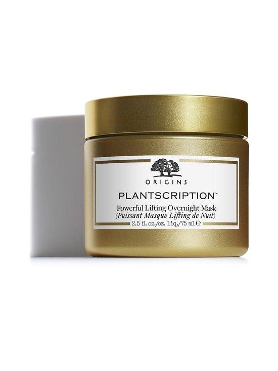 Origins - Plantscription Powerful Lifting Overnight Mask -yönaamio 75 ml - 9 | Stockmann - photo 1