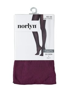 Norlyn - 50 den -sukkahousut - DUSTY RED | Stockmann