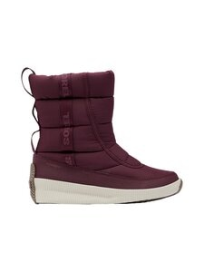 Sorel - Out N About Puffy Mid -talvikengät - EPIC PLUM | Stockmann