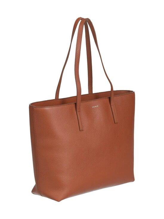Balmuir - Estelle Shopper With Zipper -nahkalaukku - 480 COGNAC | Stockmann - photo 2