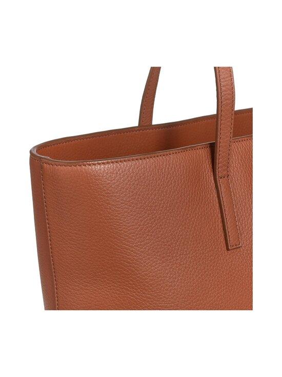 Balmuir - Estelle Shopper With Zipper -nahkalaukku - 480 COGNAC | Stockmann - photo 3