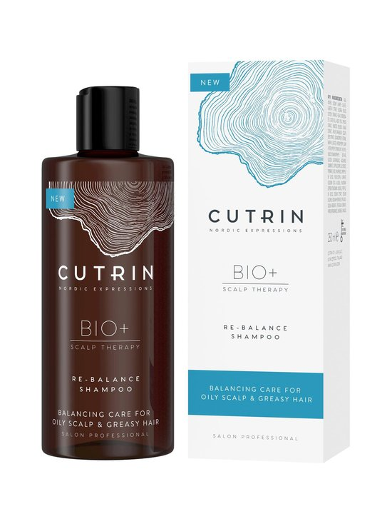 Cutrin - Bio+ Re-Balance Shampoo 250 ml - NOCOL | Stockmann - photo 2