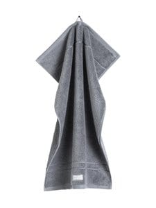Gant Home - Organic Premium -pyyhe 50 x 70 cm - 161 ELEPHANT GREY | Stockmann