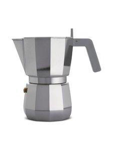 Alessi - 6 kupin Moka-espressokeitin - ALUMIINI | Stockmann