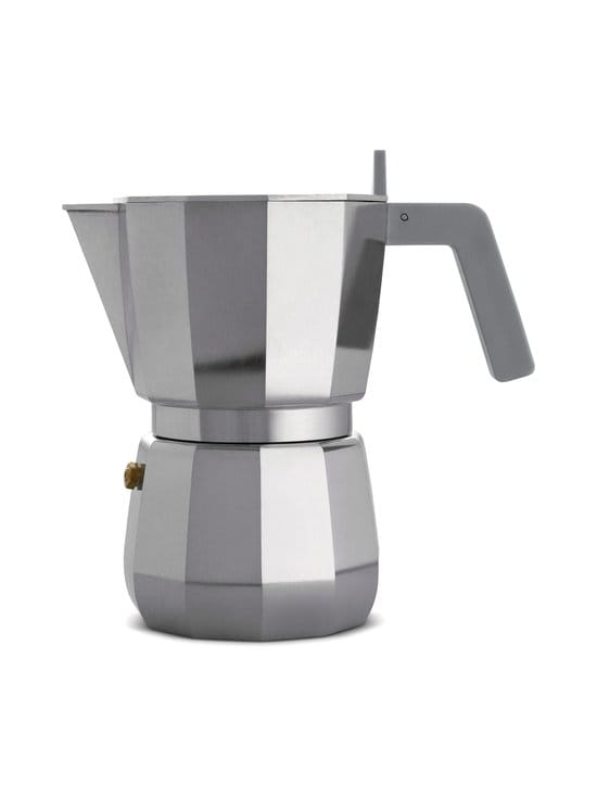 Alessi - 6 kupin Moka-espressokeitin - ALUMIINI | Stockmann - photo 1