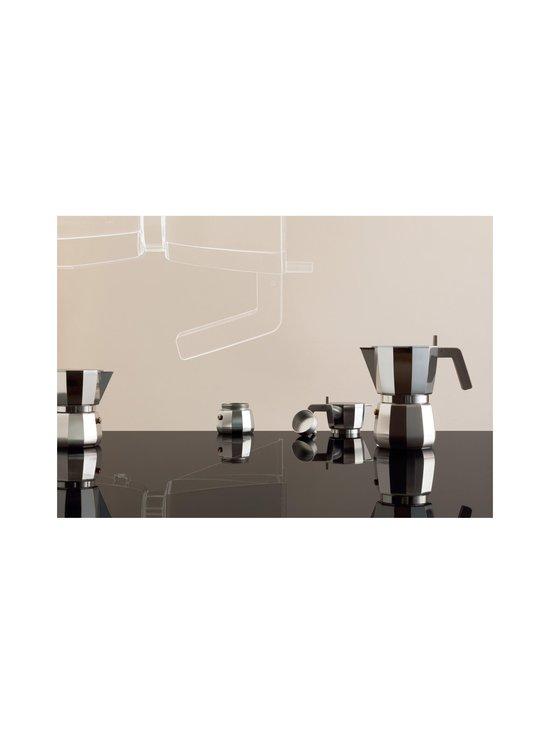Alessi - 6 kupin Moka-espressokeitin - ALUMIINI | Stockmann - photo 3