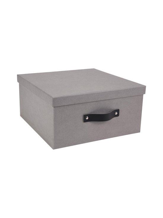Bigso Box - Austin-säilytyslaatikko - TUMMANHARMAA | Stockmann - photo 2