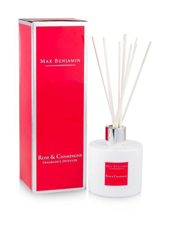 Max Benjamin - Rose Champagne -huonetuoksu 150 ml - PINK | Stockmann - photo 1