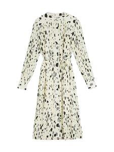 Ted Baker London - Suzzyy Midi Plisse Shirt Dress -paitamekko - NATURAL | Stockmann