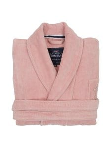 Lexington - Hotel Velour Robe -kylpytakki - PINK | Stockmann