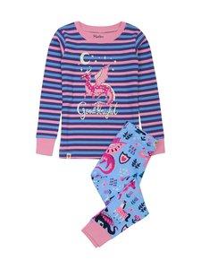Hatley - Enchanted Forest Appliqué -pyjama - VISTA BLUE | Stockmann