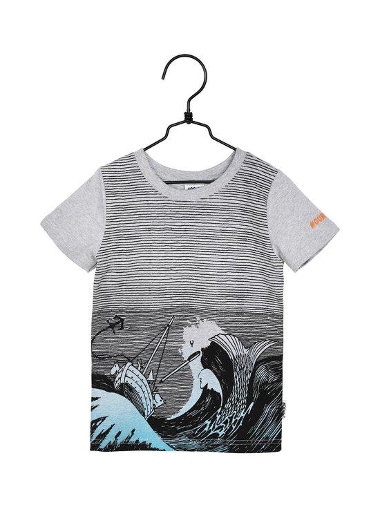Moomin - #MEIDÄNMERI Myrsky -paita - GREY | Stockmann - photo 1