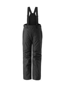 Reima - Wingon-talvitoppahousut, olkaimilla - 9990 BLACK | Stockmann