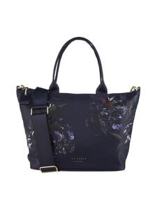 Ted Baker London - Kaliana Pomegranate Small Nylon Tote -laukku - 10 NAVY | Stockmann