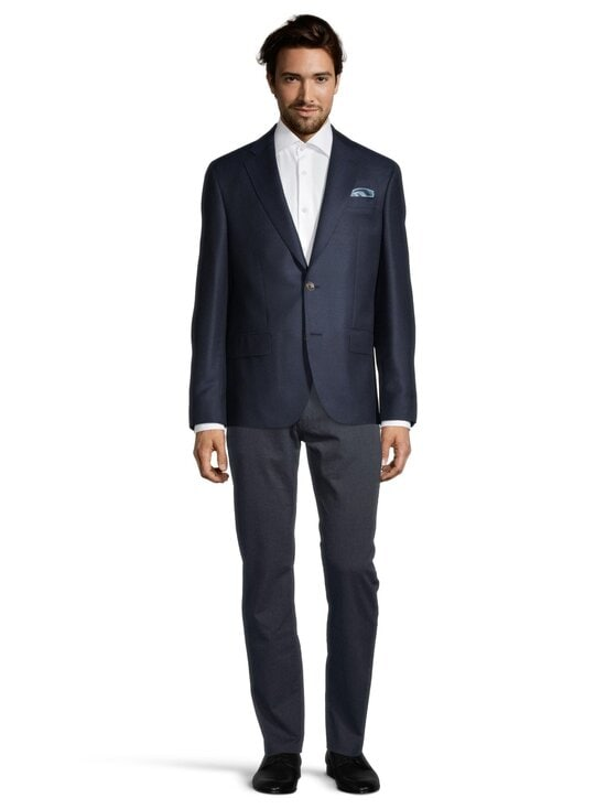 SAND Copenhagen - Sherman Napoli Normal Blazer -bleiseri - 590 NAVY | Stockmann - photo 3