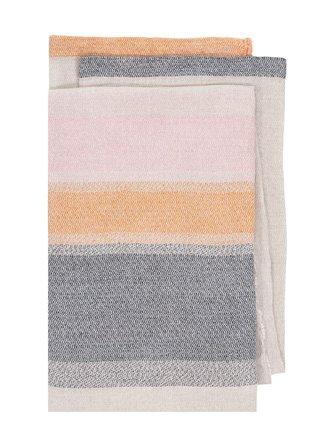 Rust tablecloth/blanket 150 x 260 cm - Lapuan Kankurit