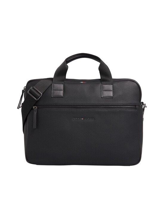 Tommy Hilfiger - Essential Computer Bag -laukku - BDS BLACK | Stockmann - photo 1