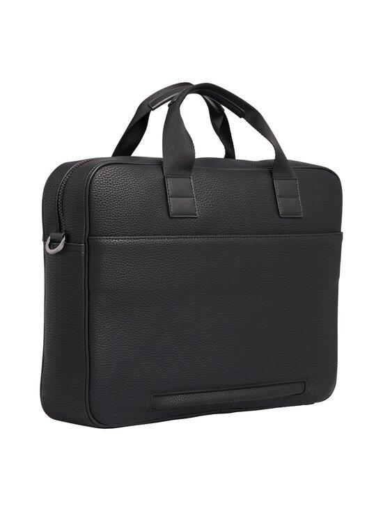 Tommy Hilfiger - Essential Computer Bag -laukku - BDS BLACK | Stockmann - photo 2