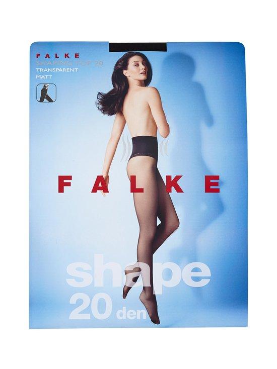 Falke - Shaping Top 20 den -sukkahousut - MUSTA | Stockmann - photo 1