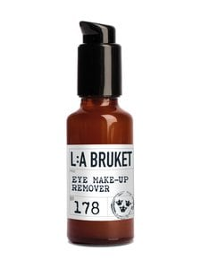 L:A Bruket - No 178 Eye Make-Up Remover -silmämeikinpuhdistusaine 50 ml - null | Stockmann
