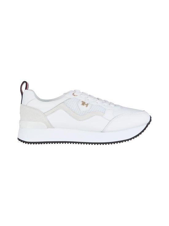 Tommy Hilfiger - Tommy Dress City -sneakerit - YBS, WHITE | Stockmann - photo 1