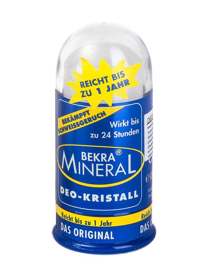 Bekra Mineral Deo-Kristall -deodorantti