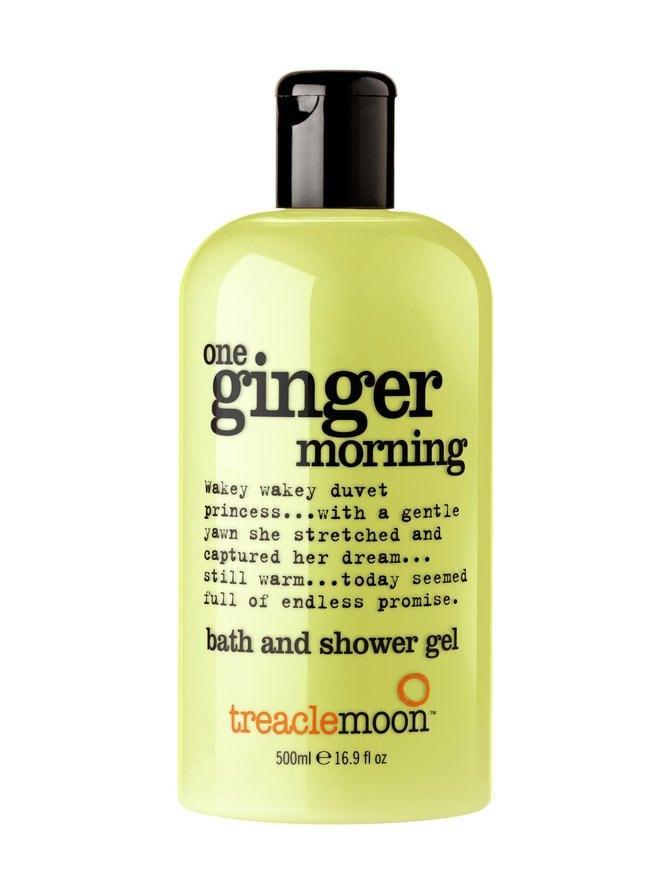 One Ginger Morning Bath and Shower Gel -suihkugeeli 500 ml