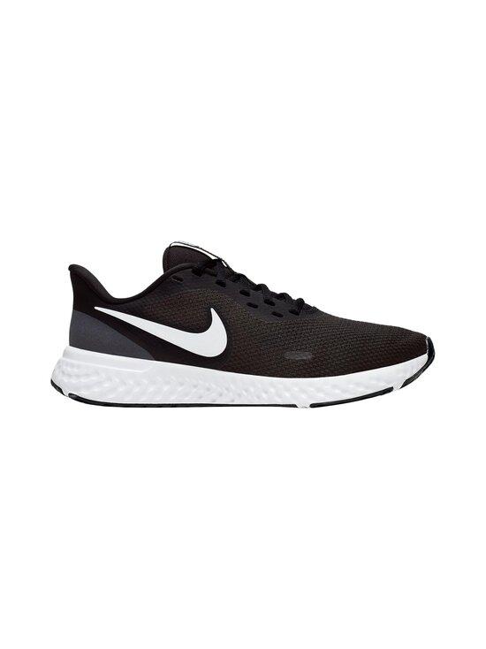Nike - Revolution 5 -juoksukengät - 002 BLACK/WHITE-ANTHRACITE   Stockmann - photo 1